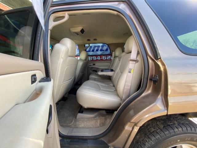Chevrolet Tahoe 2003 price $7,625