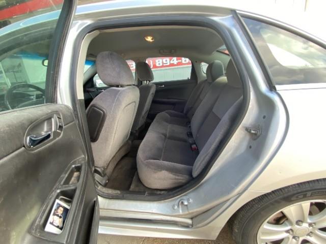Chevrolet Impala 2012 price $6,400