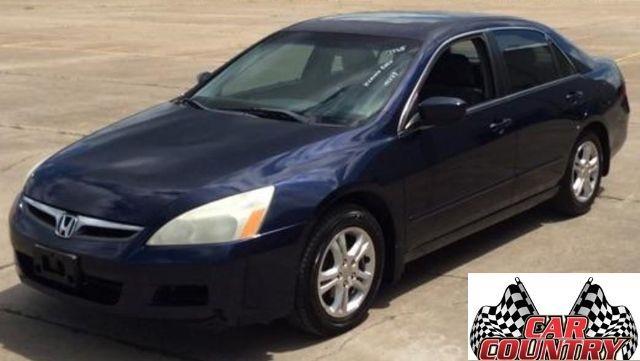 Honda Accord 2007 price $7,900
