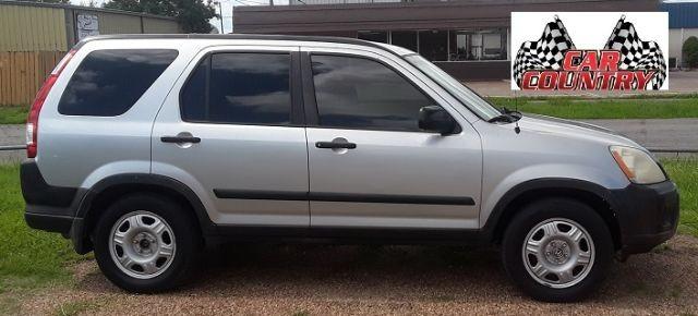 Honda CR-V 2005 price $0