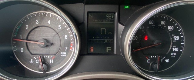 Jeep Grand Cherokee 2011 price $12,500