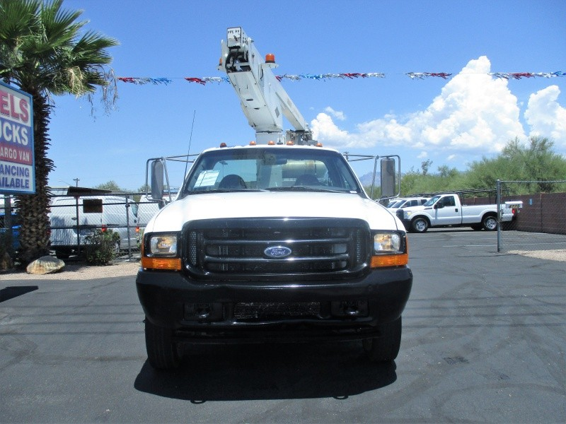 Ford Super Duty F-550 2001 price $13,995