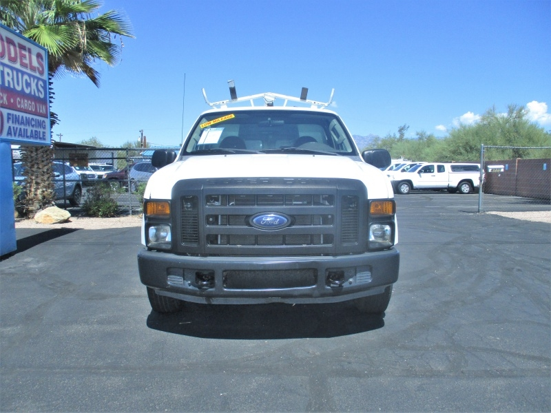 Ford Super Duty F-250 SRW 2008 price $9,995