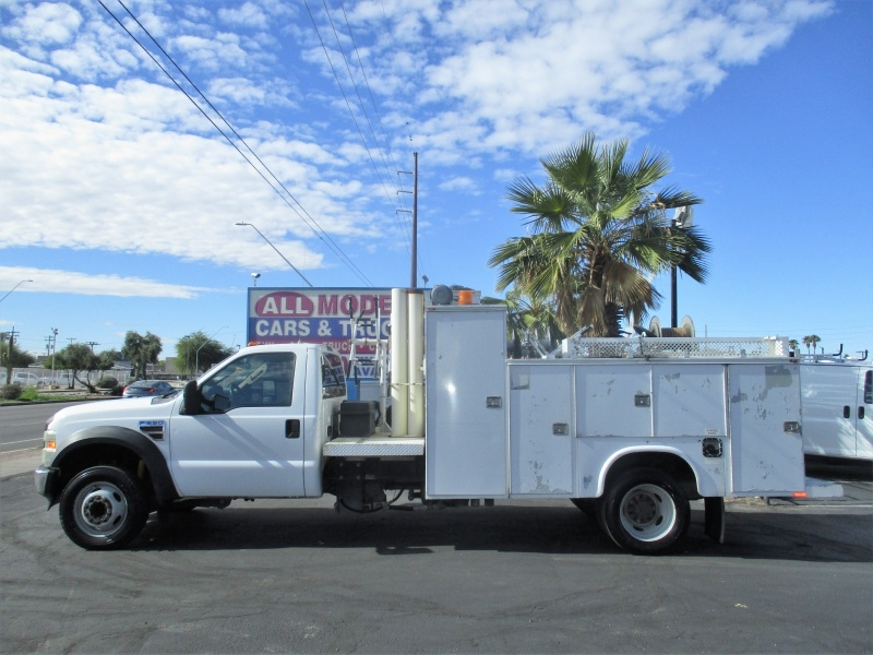 Ford Super Duty F-550 DRW 2008 price $14,995