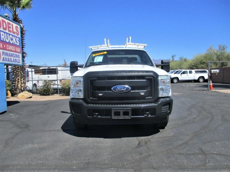 Ford Super Duty F-250 SRW 2012 price $16,995