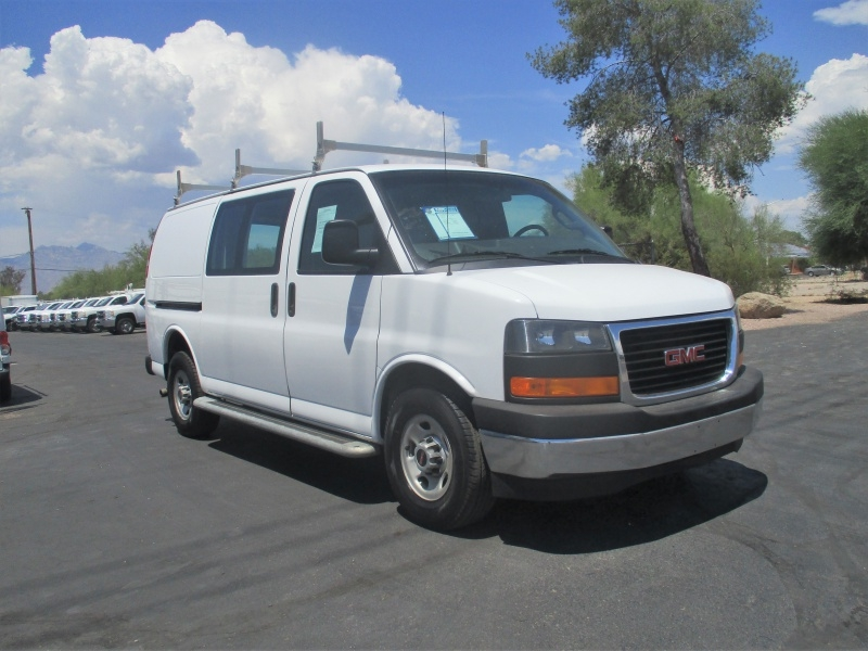 GMC Savana Cargo Van 2017 price $19,995