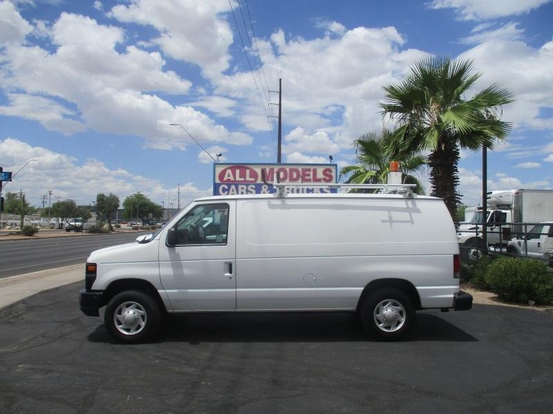 Ford Econoline Cargo Van 2011 price $12,995
