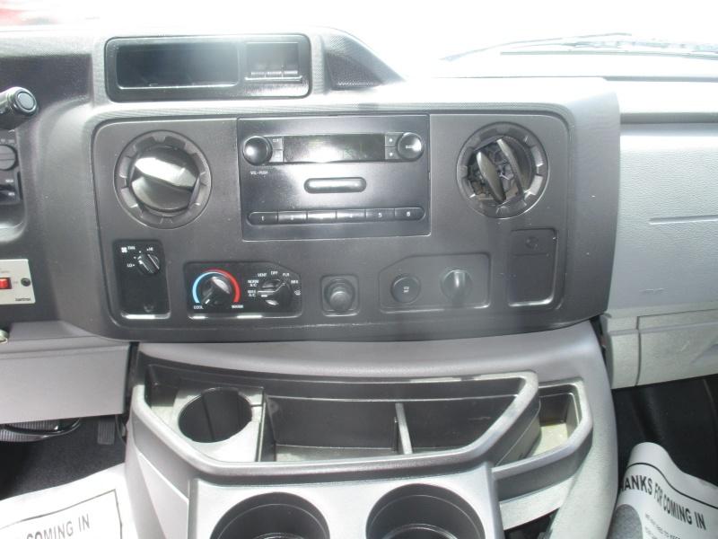 Ford Econoline Cargo Van 2011 price $13,995