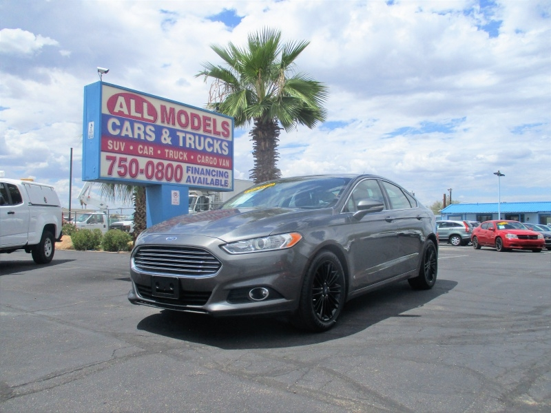Ford Fusion 2016 price $9,495