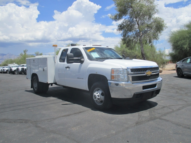 Chevrolet Silverado 3500HD 2012 price $18,995