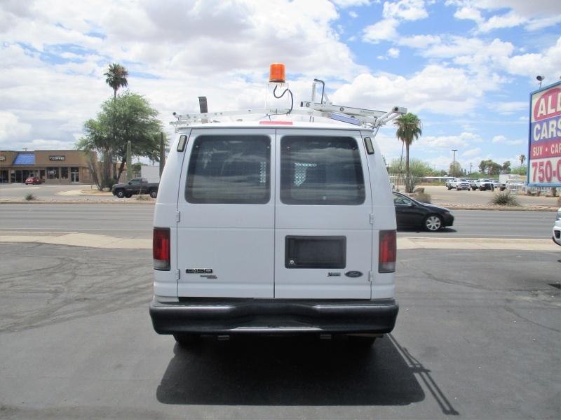 Ford Econoline Cargo Van 2011 price $11,995