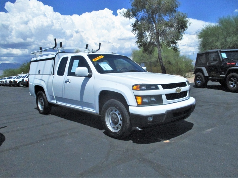 Chevrolet Colorado 2012 price $10,995