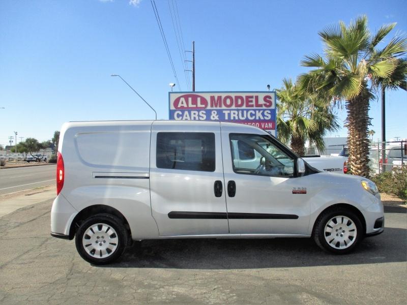 RAM ProMaster City Cargo Van 2017 price $14,995