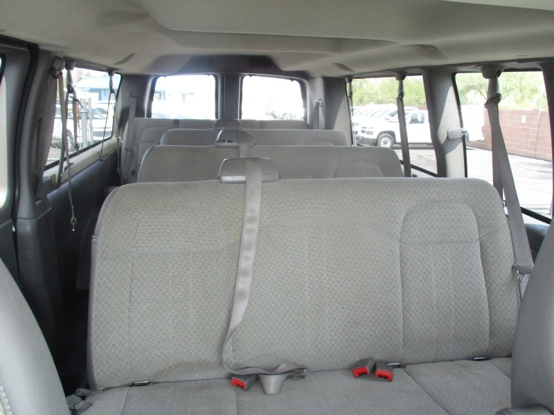 Chevrolet Express Passenger 2012 price $11,995