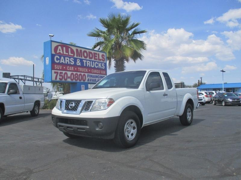 Nissan Frontier 2016 price $13,995