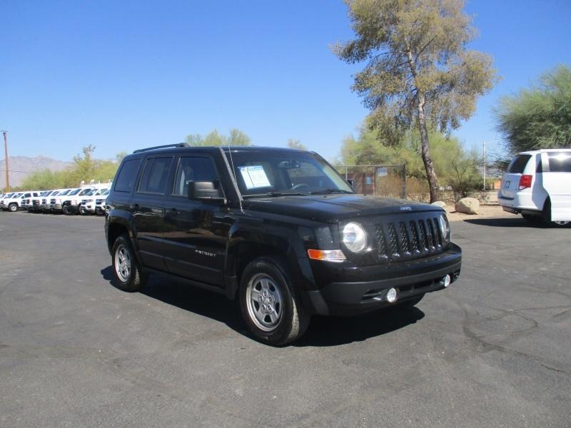 Jeep Patriot 2016 price $9,995