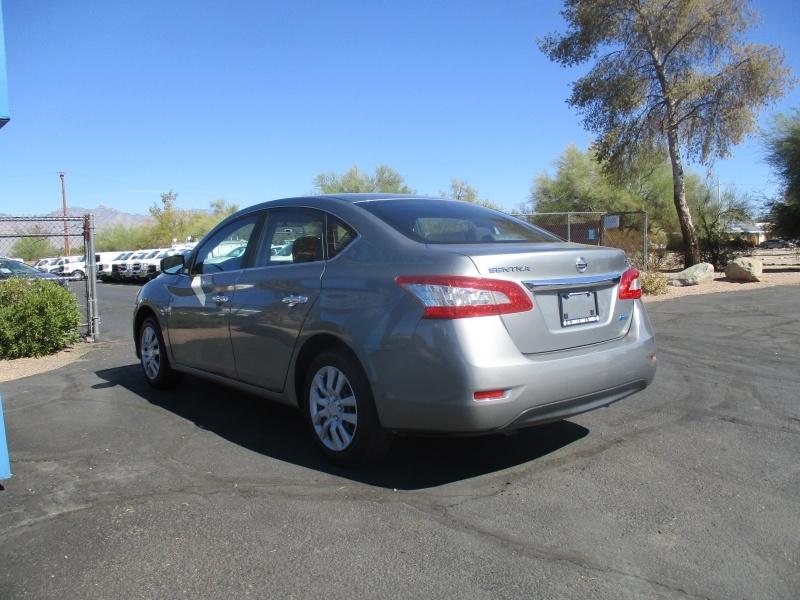Nissan Sentra 2014 price $6,995