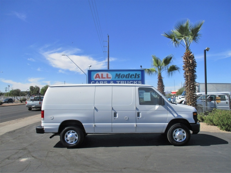 Ford Econoline Cargo Van 2014 price $9,995