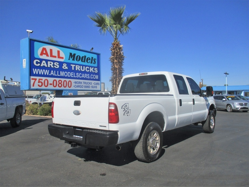 Ford Super Duty F-250 SRW 2012 price $20,995