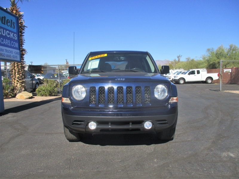Jeep Patriot 2016 price $7,995