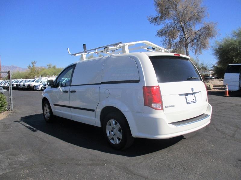 RAM Cargo Van 2013 price $9,995