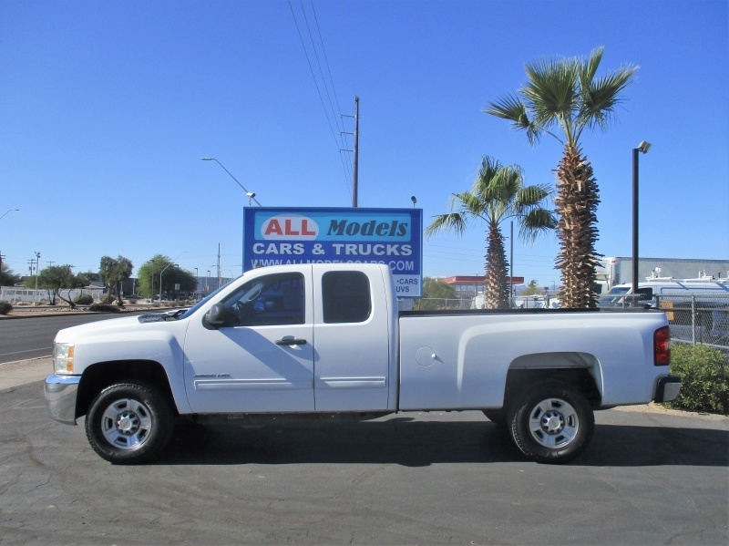 Chevrolet Silverado 2500HD 2010 price $14,995