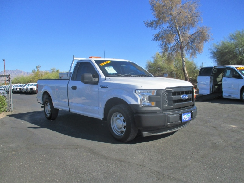 Ford F-150 2017 price $14,995