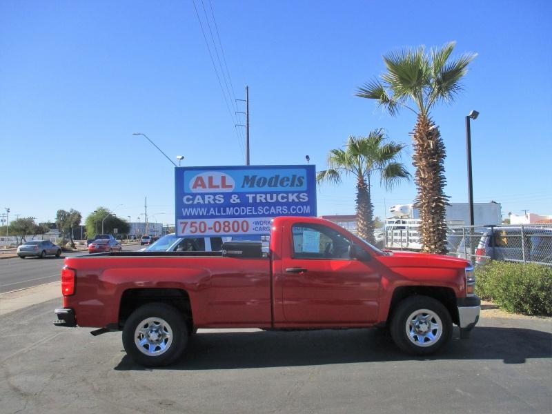 Chevrolet Silverado 1500 2014 price $13,995