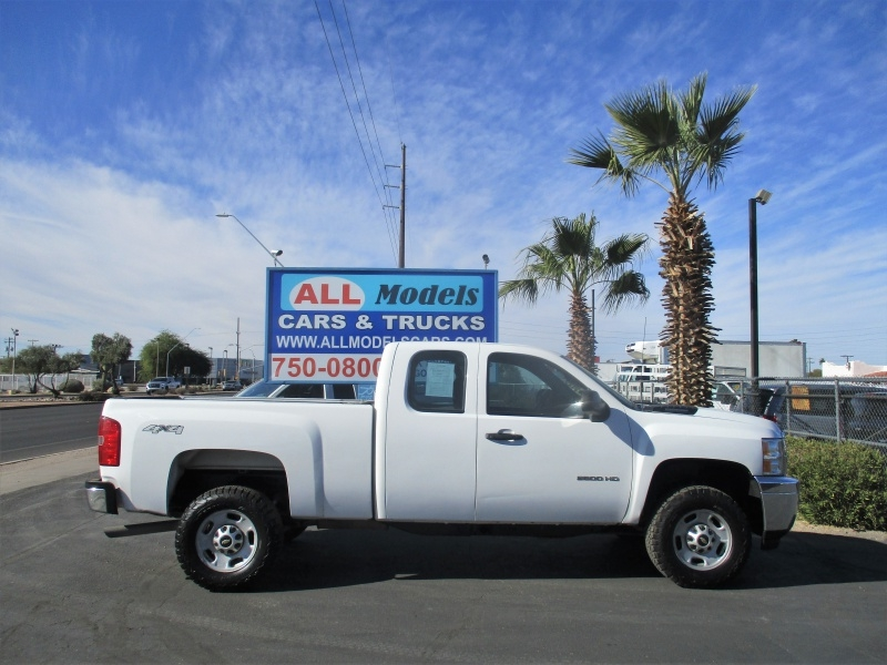 Chevrolet Silverado 2500HD 2011 price $21,995