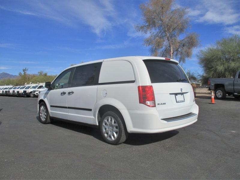 RAM Cargo Van 2014 price $10,995