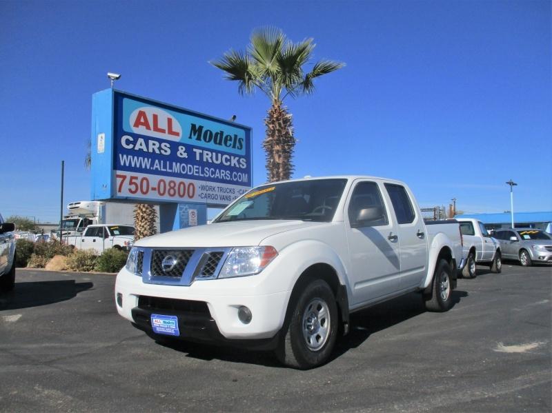 Nissan Frontier 2018 price $18,995