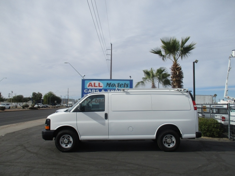 Chevrolet Express Cargo Van 2012 price $9,995