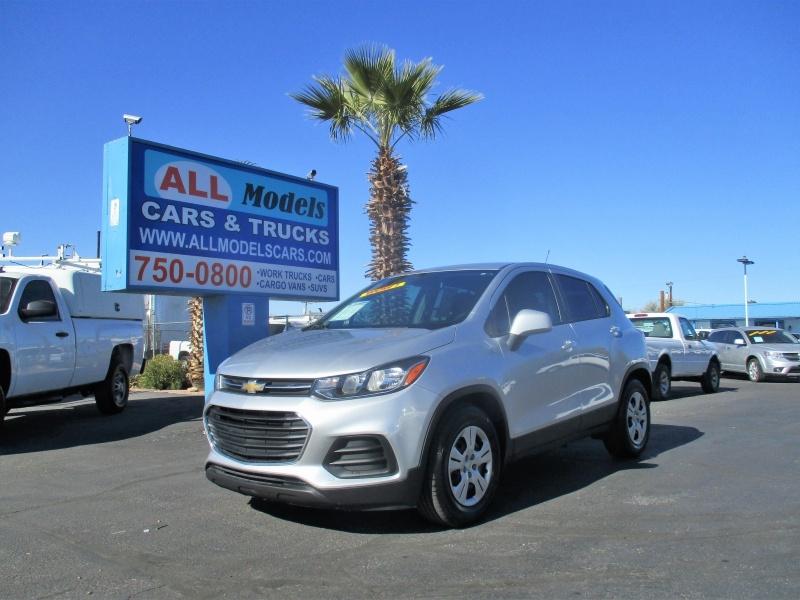 Chevrolet Trax 2018 price $8,995