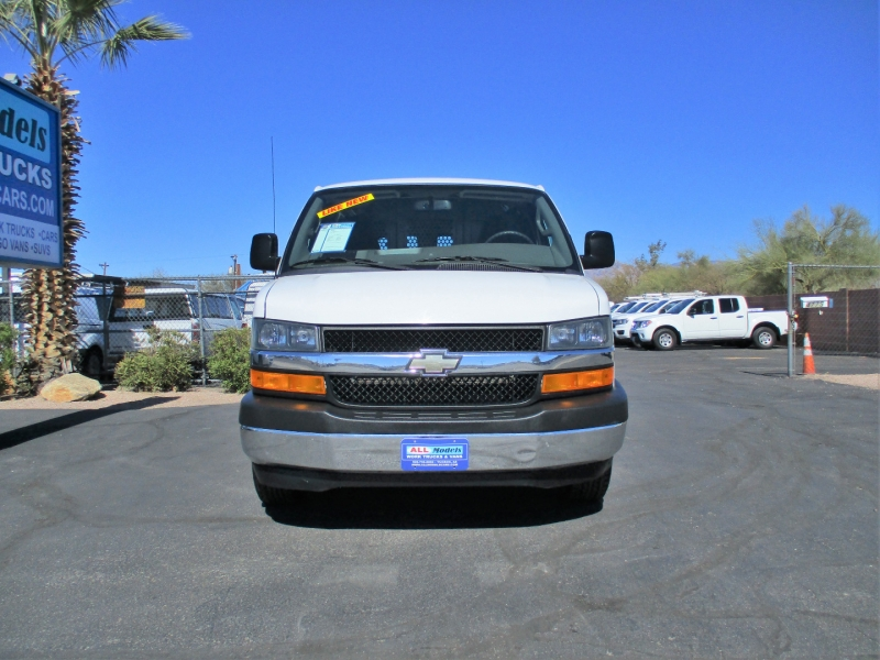 Chevrolet Express Cargo Van 2018 price $24,995