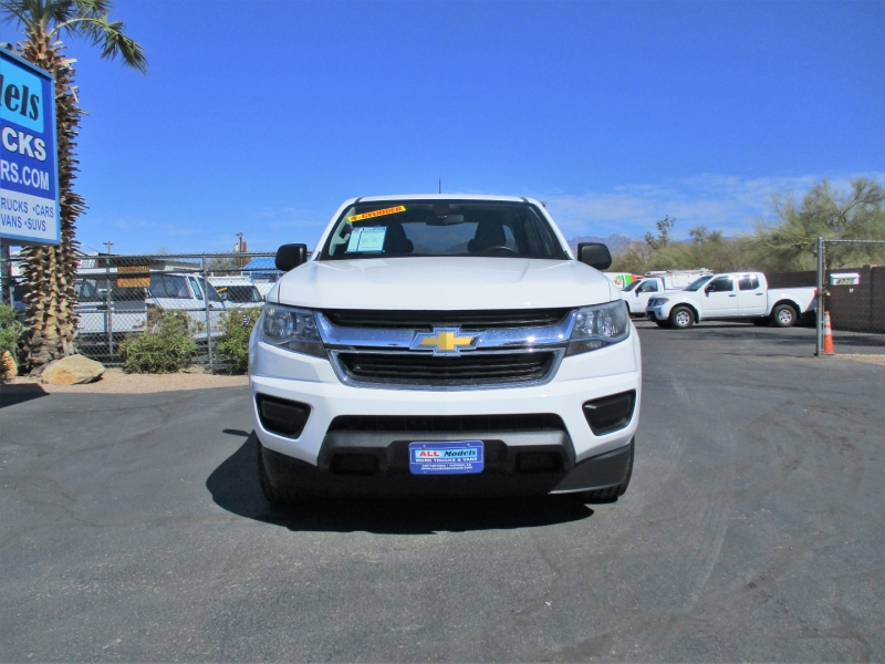 Chevrolet Colorado 2018 price $17,995