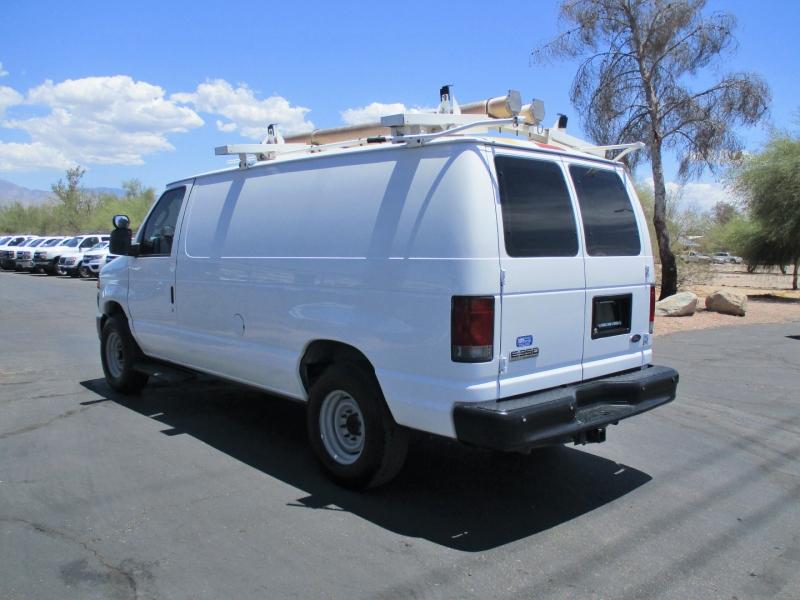 Ford Econoline Cargo Van 2008 price $13,995