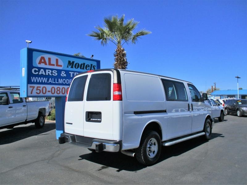 Chevrolet Express Cargo Van 2018 price $30,995