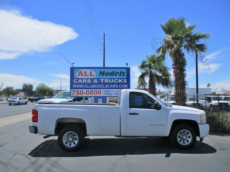 Chevrolet Silverado 1500 2007 price $10,995