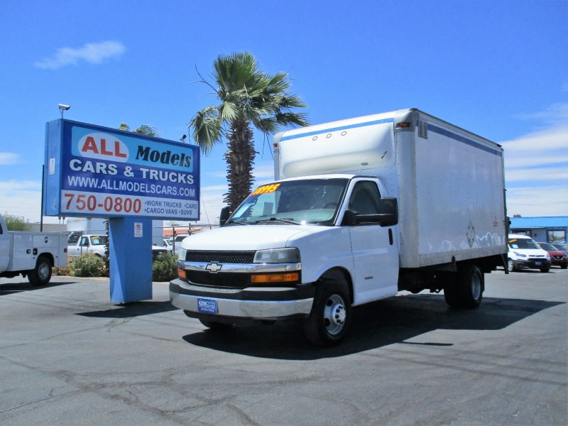 Chevrolet Express Commercial Cutaway 2012 price $18,995