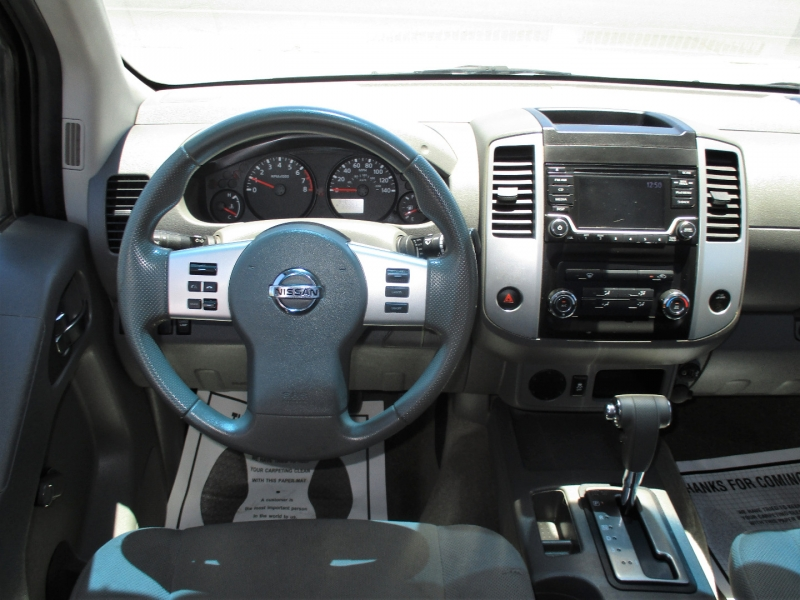 Nissan Frontier 2017 price $19,995