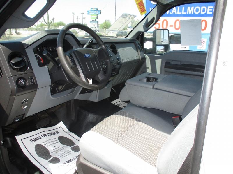 Ford Super Duty F-550 DRW 2012 price $20,995
