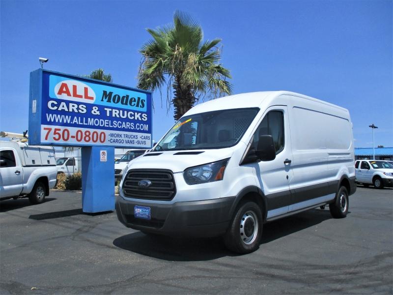 Ford Transit Cargo Van 2015 price $24,995