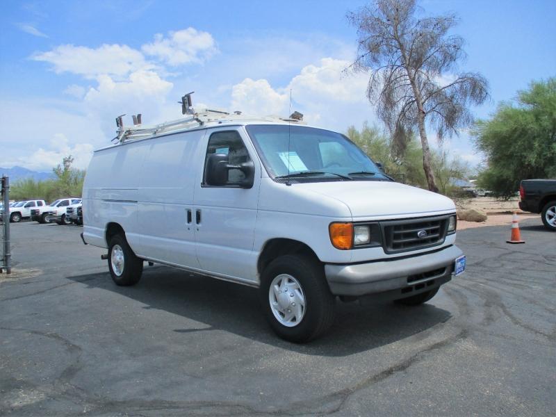 Ford Econoline Cargo Van 2007 price $14,995