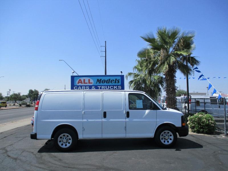 Chevrolet Express Cargo Van 2012 price $16,995