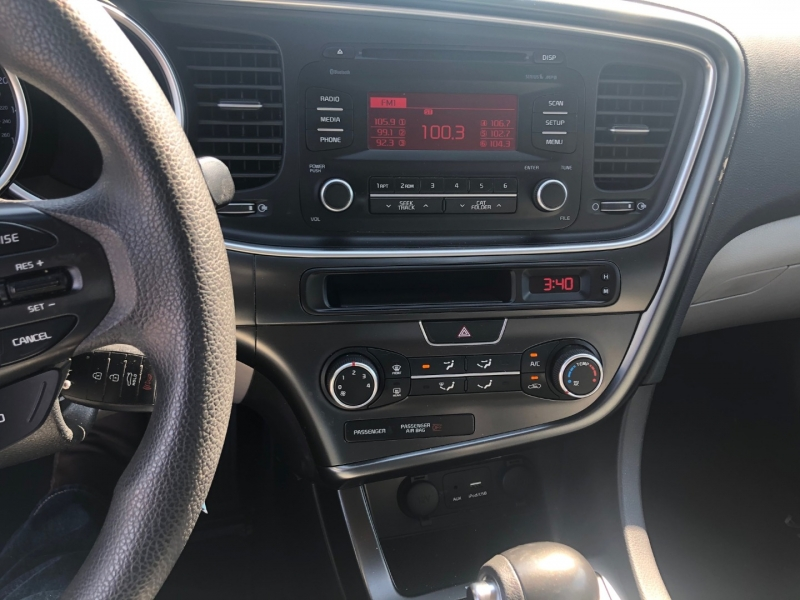 Kia Optima 2015 price $9,995
