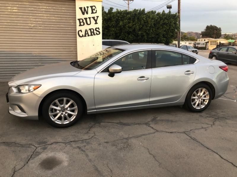 Mazda Mazda6 2016 price $9,495