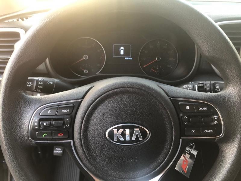 Kia Sportage 2017 price $0