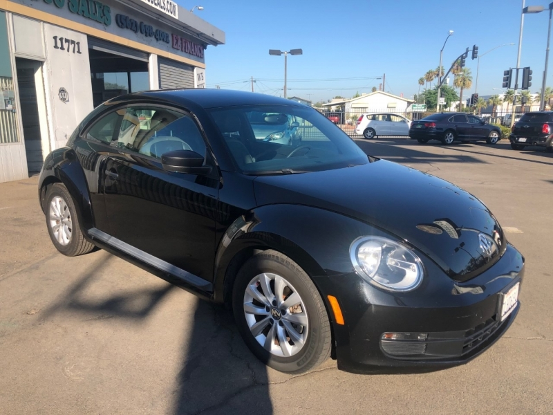 Volkswagen Beetle Coupe 2015 price $10,495