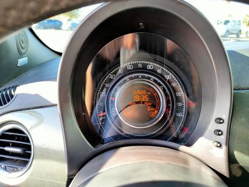 Fiat 500 2012 price $5,895