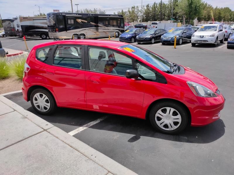 Honda Fit 2009 price $9,195